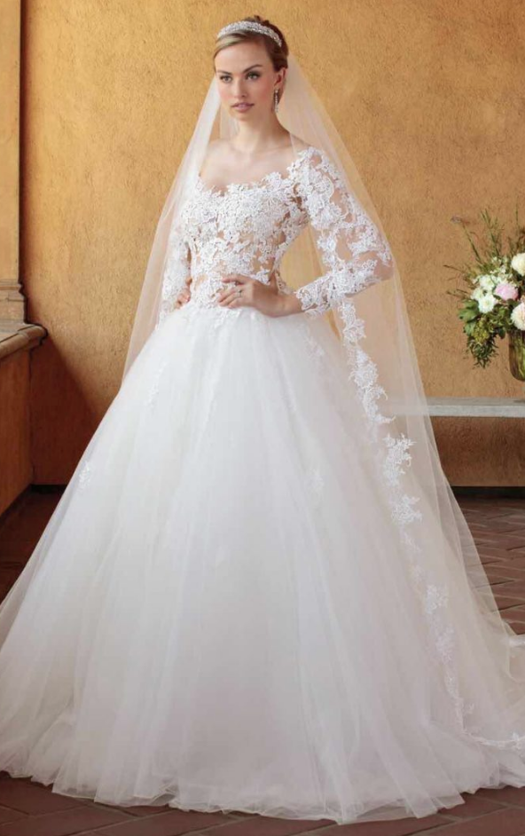 Casablanca Bridal Wedding Dresses with Sophisticated Elegance ...
