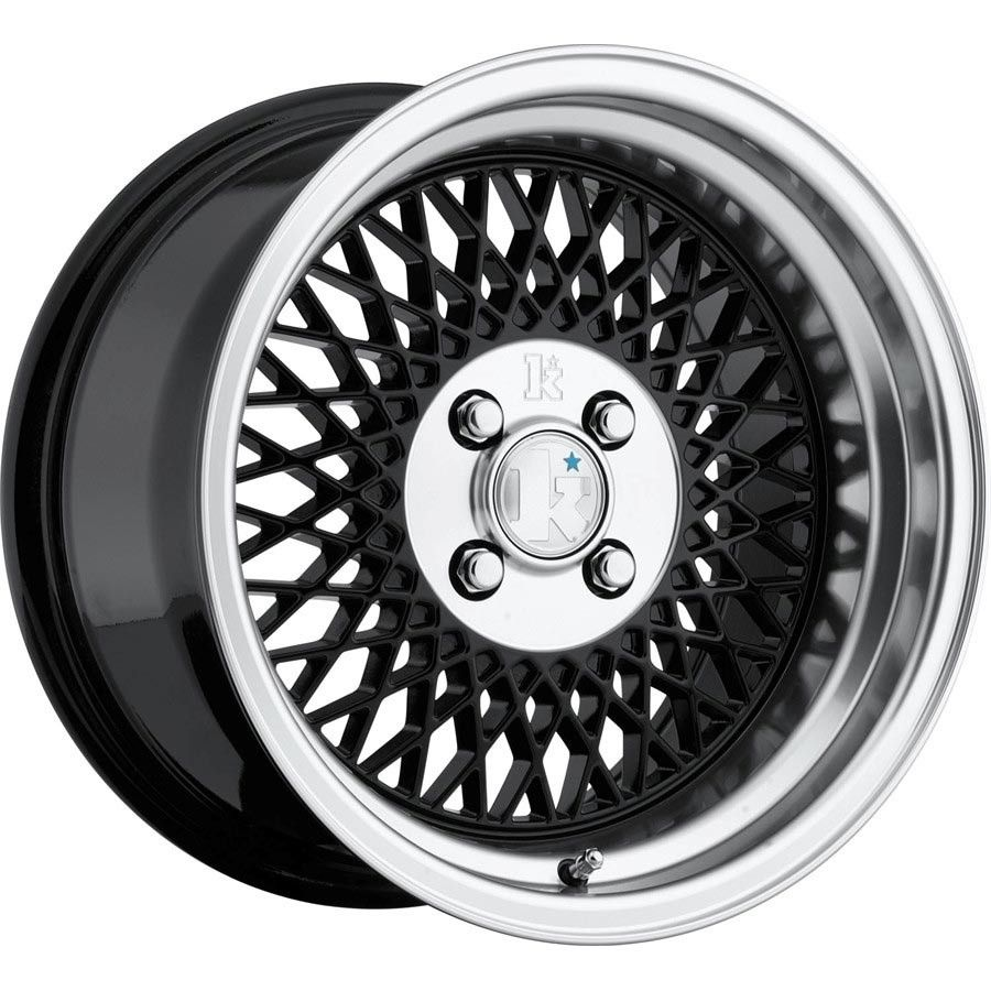 Klutch Sl1 Black Available Sizes 15x8 5 3 5 Lip Pcd 4x100 Available Sizes 16x8 3 Lip 16x9 4 Lip Pcd 4x100 4x114 Rims Wheel And Tire Packages Wheel
