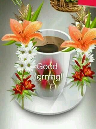 Good morning everyone, have a nice day, take care♥★♥.