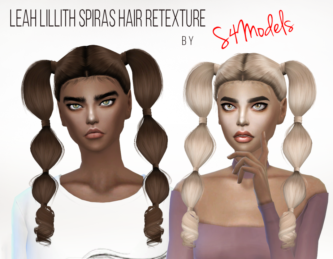 kalewa: TS4 Toddler Hair Pack My very first - The Sims