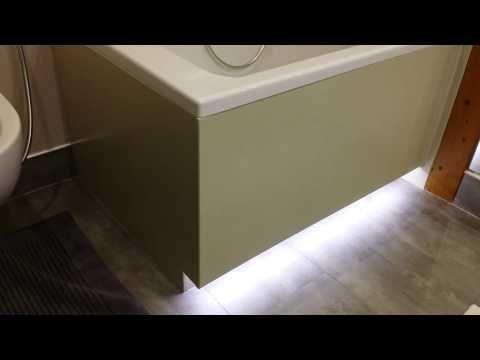 Led strip badkamer tips youtube badkamer badkamer