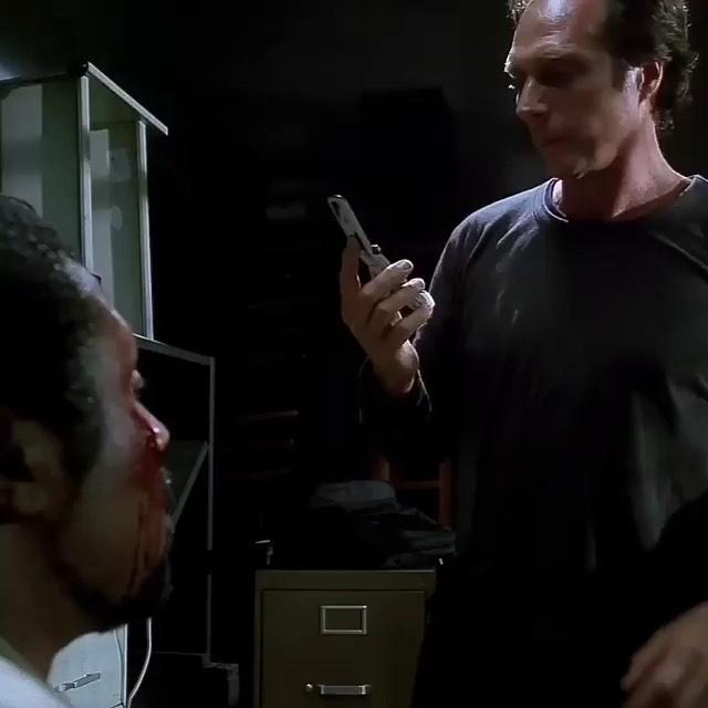 William Fichtner As Alex Mahone Cress Williams As Wyatt Mathewson Prison Break S4e9 2008 Williamfichtner 𝙢𝙖𝙝𝙤𝙣𝙚ツ Furkanbqki In 2020