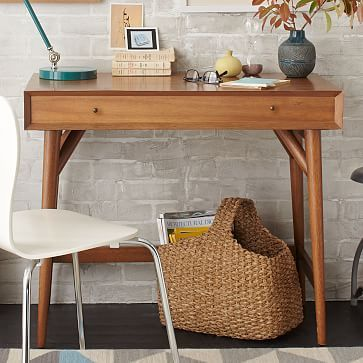 Mid Century Mini Desk Mid Century Mini Desk Desks For Small