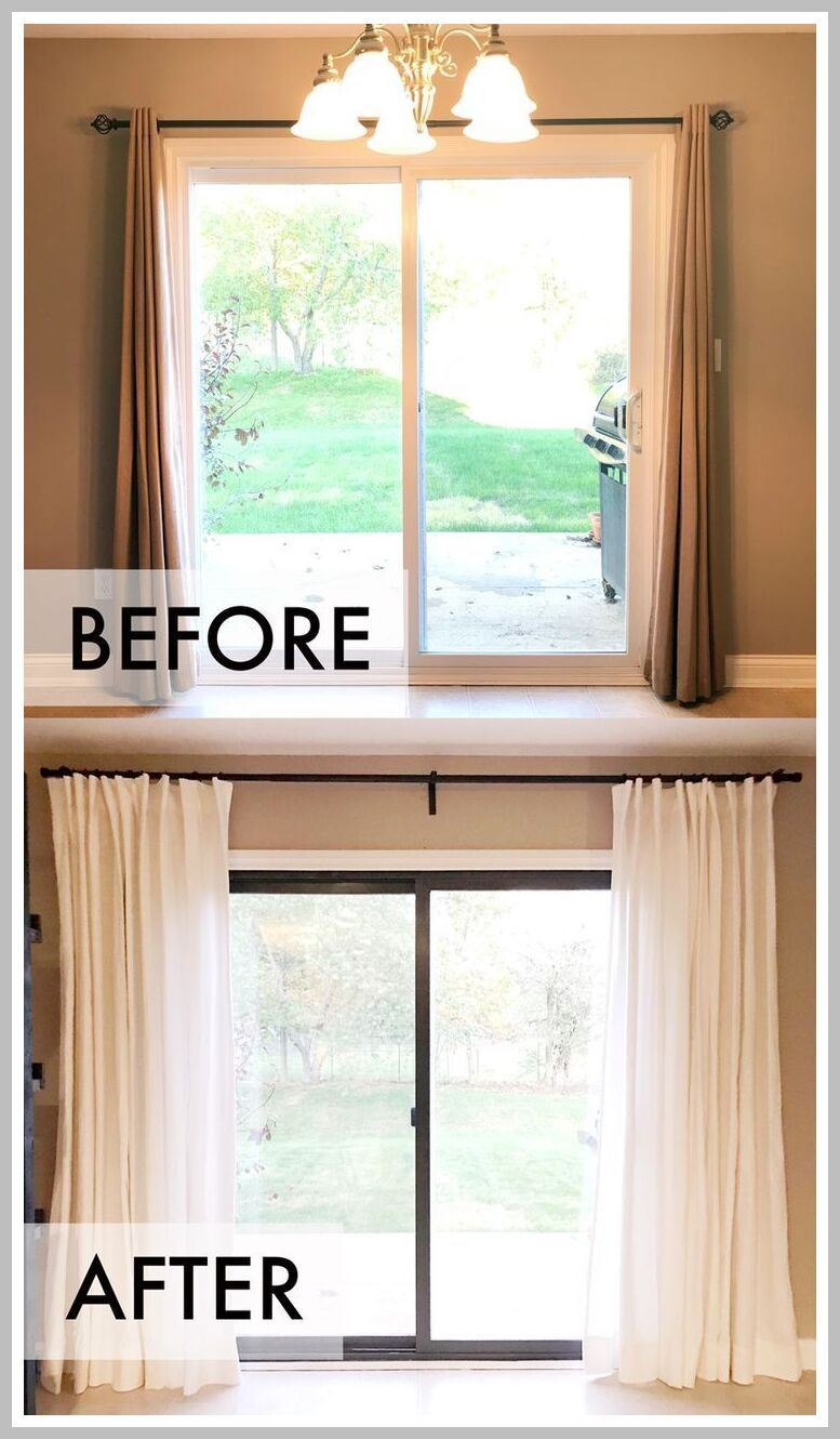 106 Reference Of Drapes For Living Room Glass Doors In 2020 Sliding Glass Door Curtains Sliding Door Blinds Glass Door Curtains