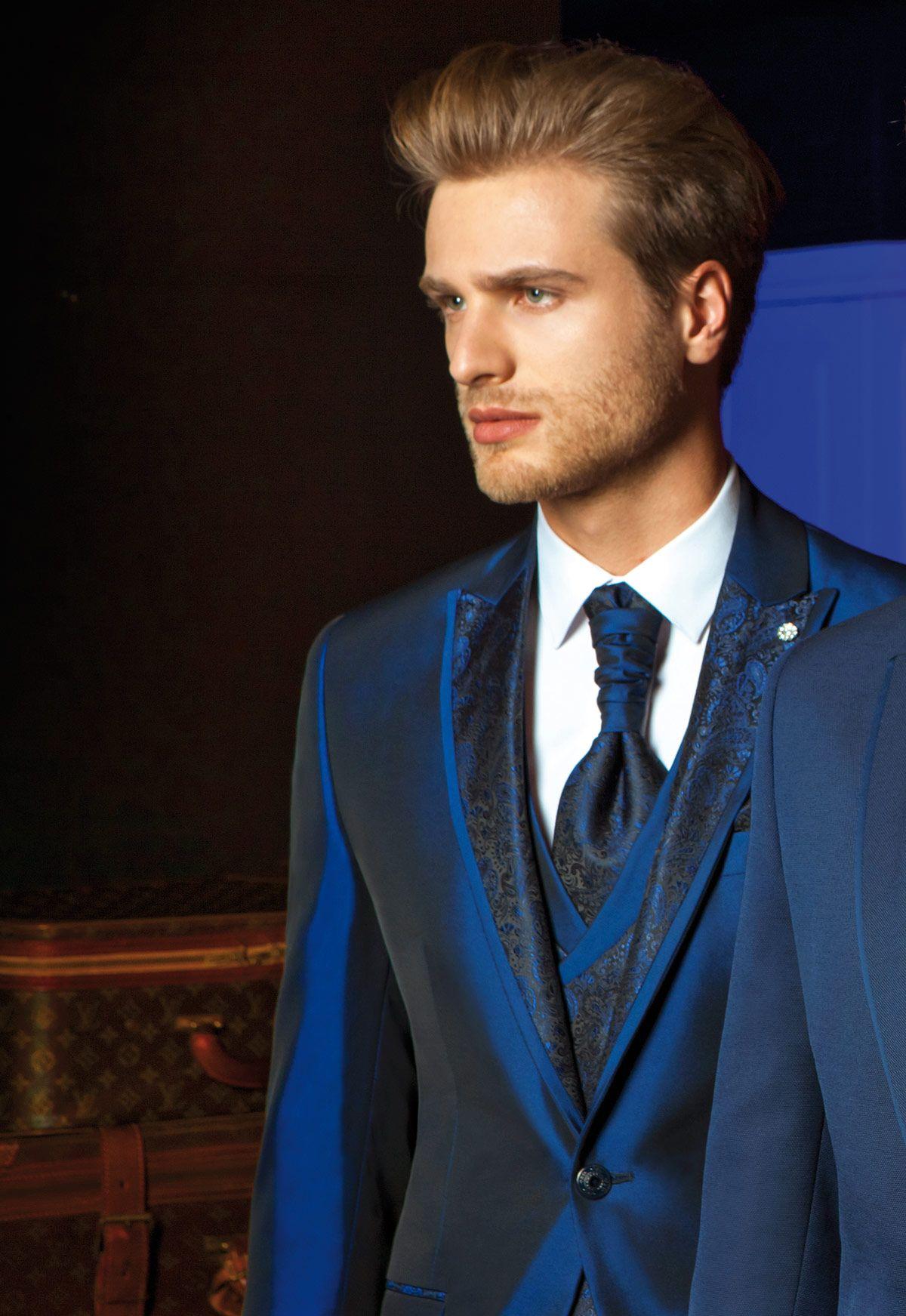 Tienda de trajes de novio, padrino en Madrid Marco Magliotti modelo ...