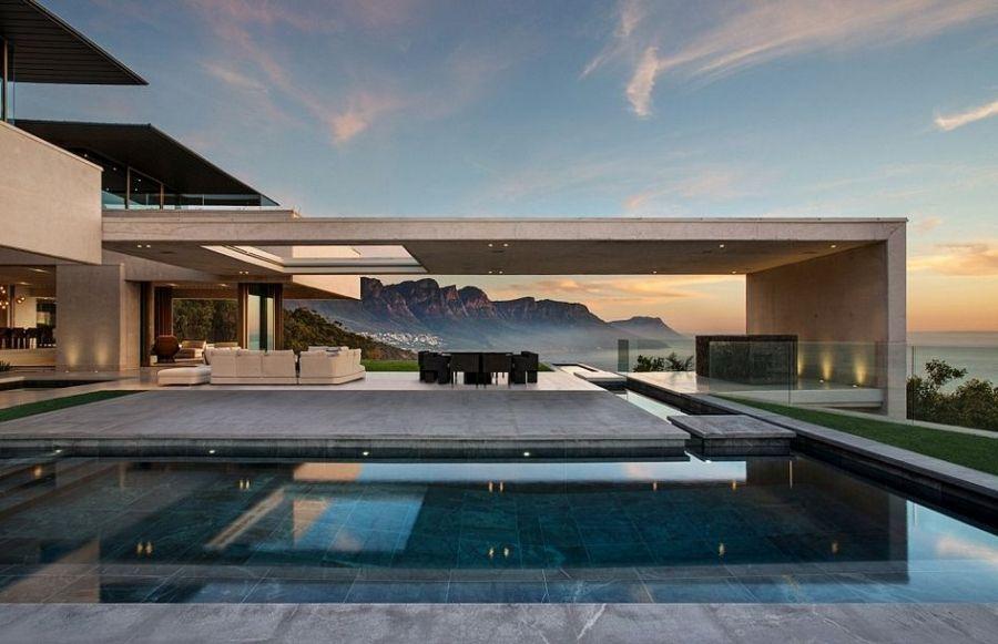Γερμανός εκατομμυριούχος αγόρασε το πιο ακριβό σπίτι της Αφρικής - Δείτε το!