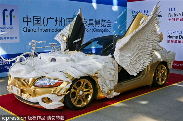 Real Luxury Car China Chinadaily Com Cn Fancy Cars Bmw Z4