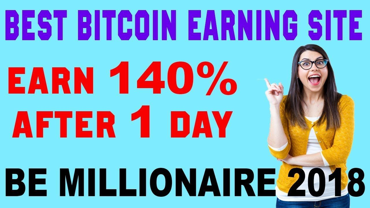 Earn bitcoin best legit site make millionaire with small