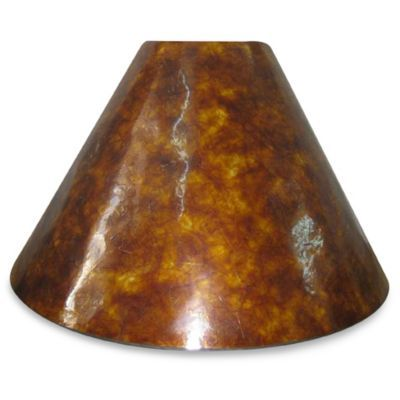 Mica Lamp Shade Prepossessing Mix Match Large 18Inch Mica Drum Lamp Shade In Bronze Design Decoration