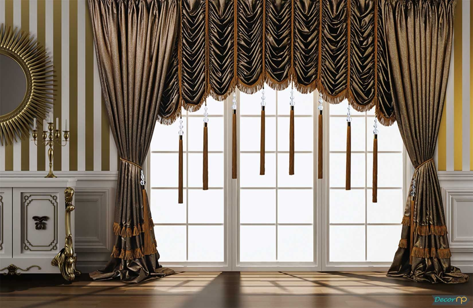 30+ Very Stylish Living Room Curtain Models | Living room curtains ...