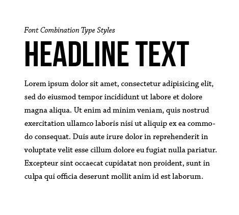 bebas neue font pairing - Google Search | branding | Font