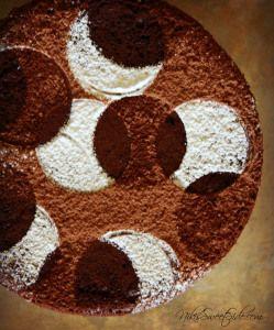 Chocolate Circle Cake Technique