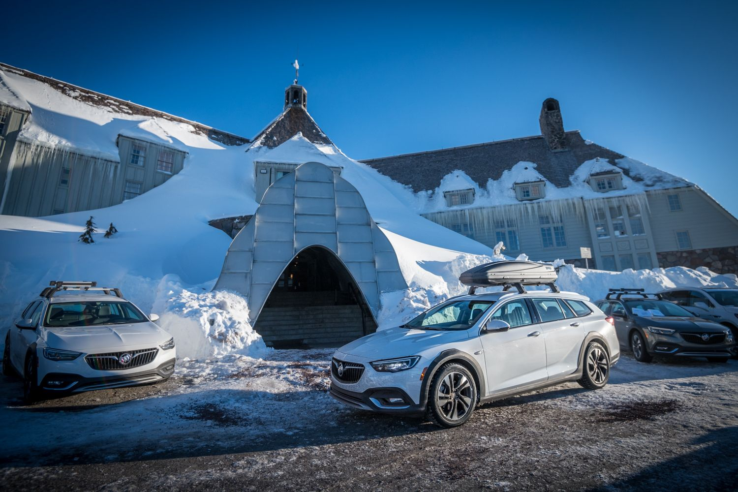 2018 Buick Regal TourX Review King of the Mountain Town