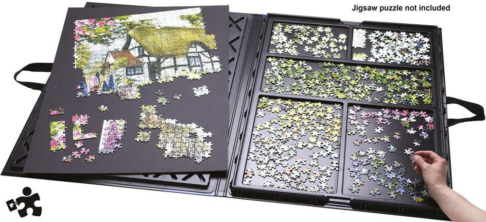 Jigsaw Puzzle Board Jigsaw Storage Amp Activity Board By