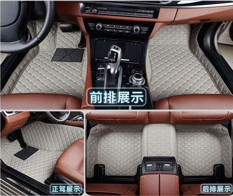 3d Luxury Slush Floor Mats Foot Pad Mat For Ford Ecosport 2013 2014 2015 2016 2017 6colors Free By Ems With Images Foot Pads Interior Accessories Luxury