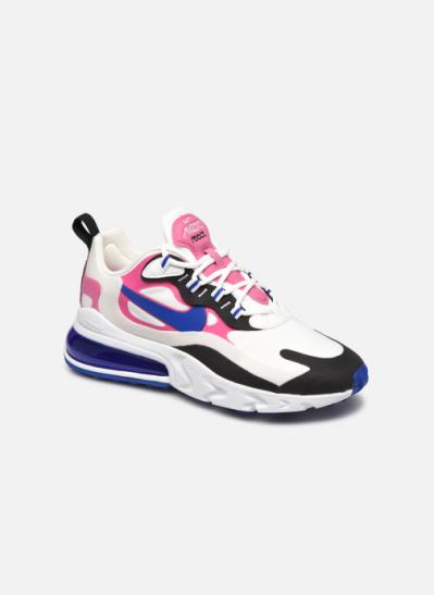 Nike W Air Max 270 React @ en 2020   Baskets nike