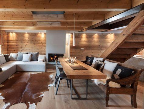 Arredamento Montagna ~ Arredamont arredamento e interior design nelle case di montagna