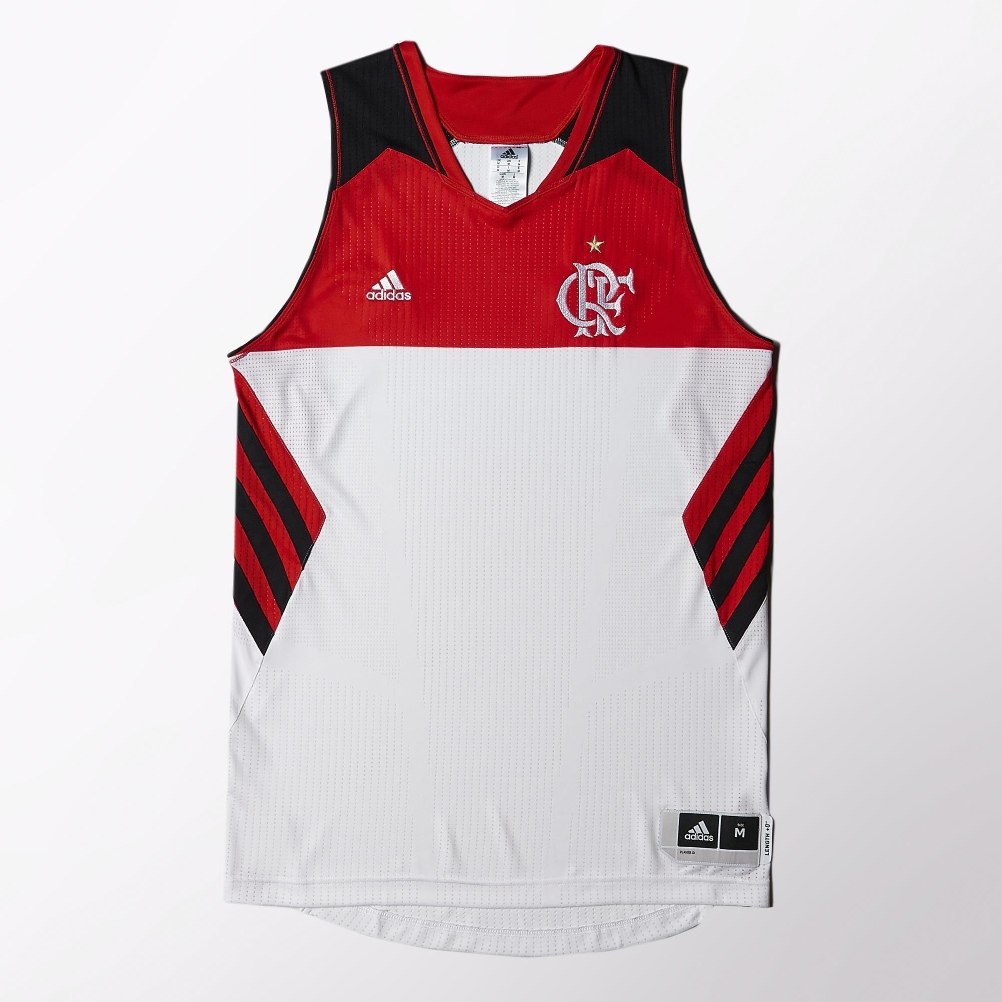 b1cb0e0f49 adidas - Regata Basquete Flamengo | Flamengo! | Regata basquete ...