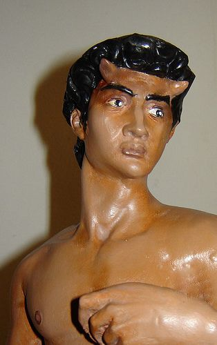 Exu Statue Estatua de Exu