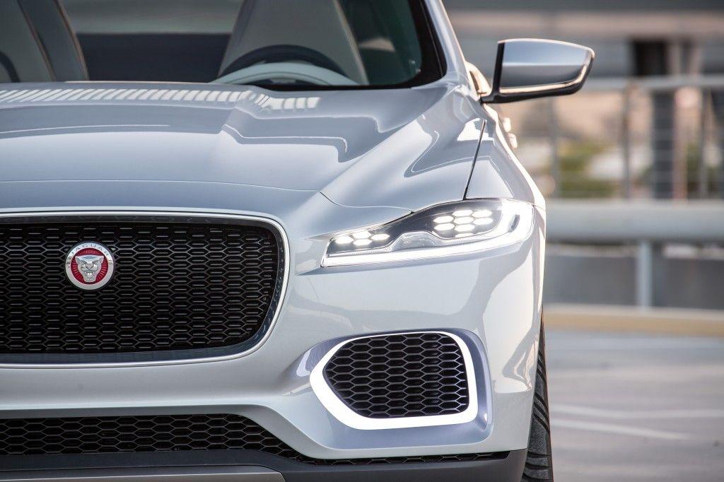 Jaguar C-X17 concept | Jaguar, Suv, 2013 jaguar