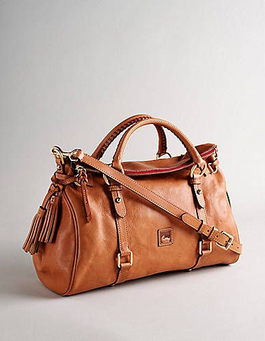 Floine Leather Satchel Lord And Taylor From Dooney Bourke