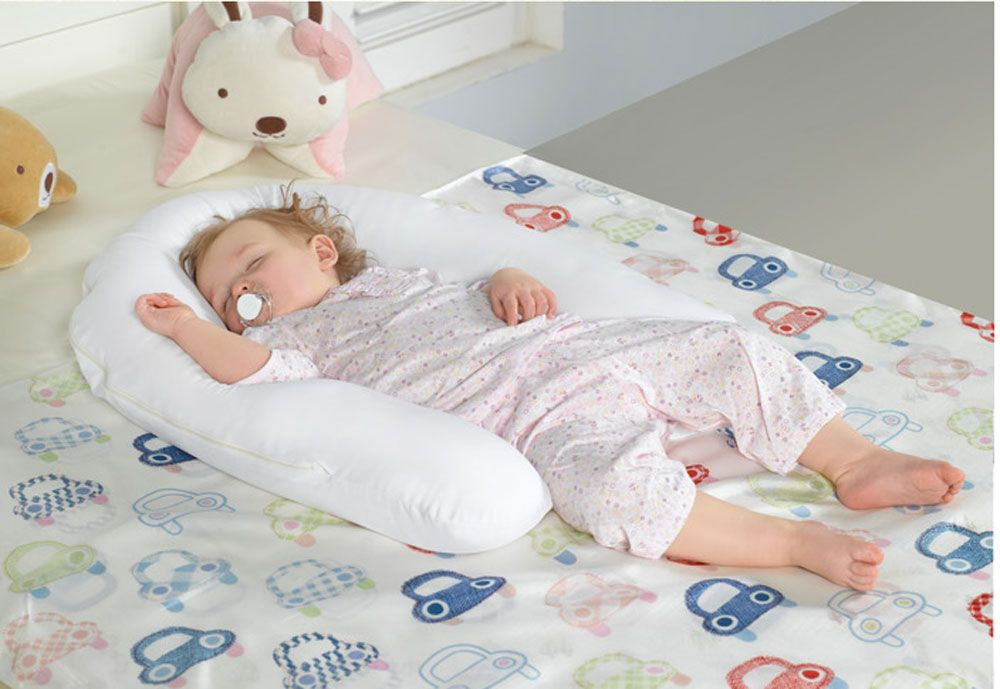 Body Pillow For Baby Total Support Sleep Positioner