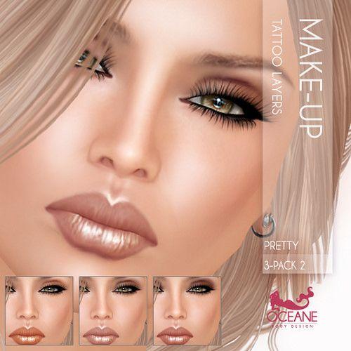 https://flic.kr/p/Brs7rq | Oceane - Pretty Makeup 3-Pack 2