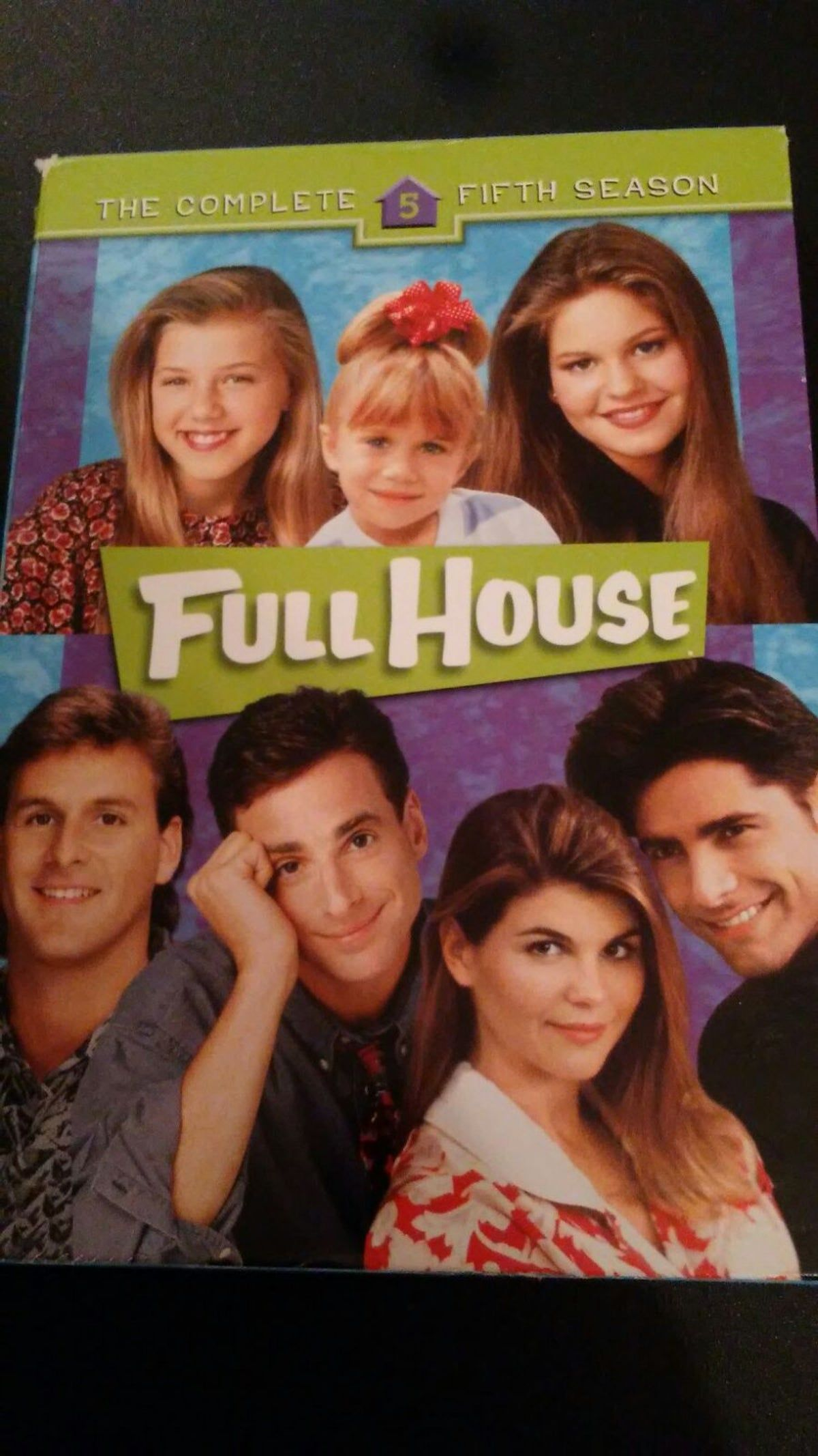 Loved It 3 75 The Girls Are Into It J Is Right Between Dj And Stephanie S Ages C Is Just At Michelle S In 2020 Full House Seasons Full House Full House Season 5
