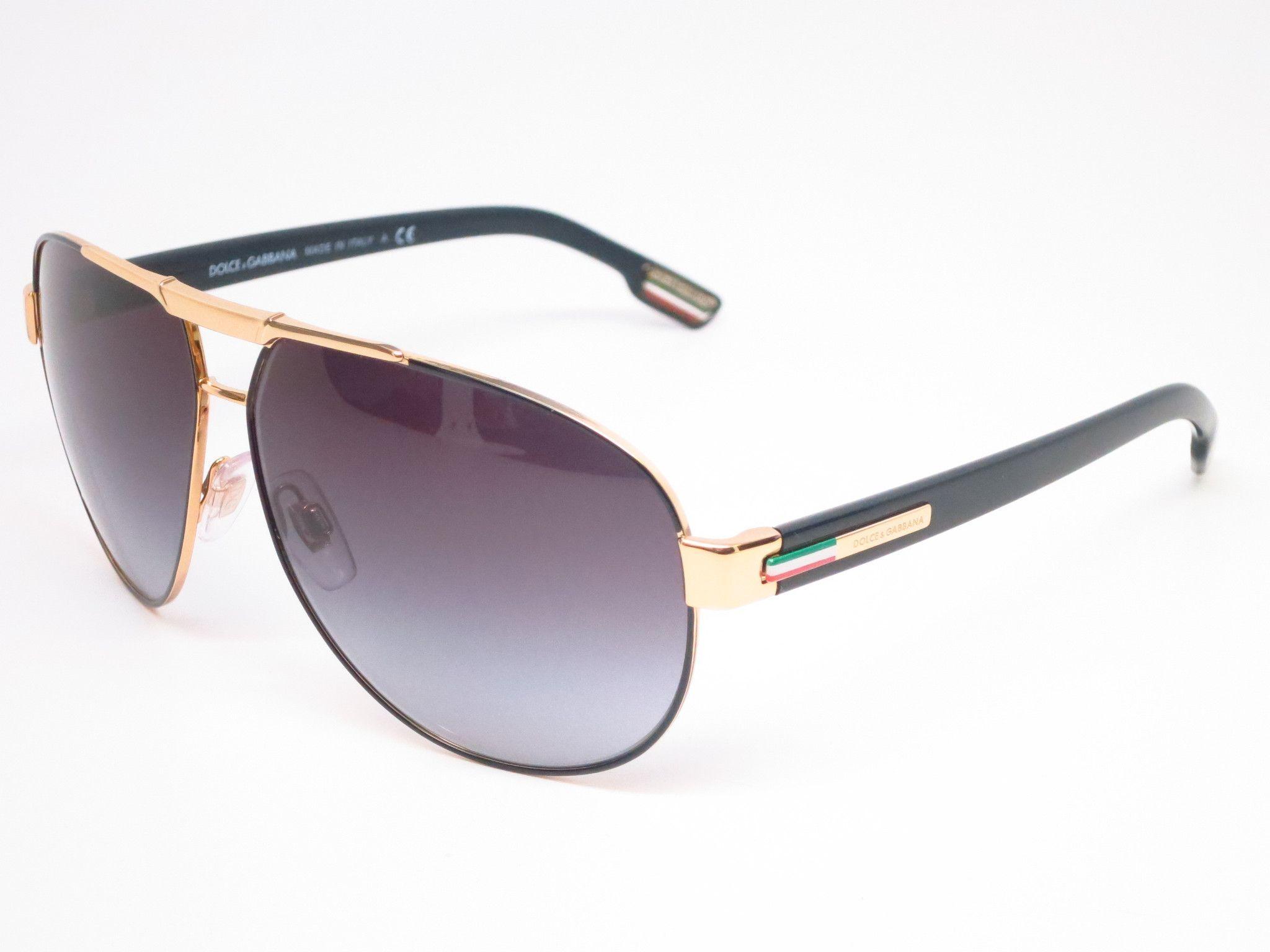 8da6e10ad98 Dolce & Gabbana DG 2099 Product Details Model Number : DG 2099 Gender :  Mens Color Code : 1081/8G Frame Color : Gold/Black Lens Color : Grey  Gradient ...