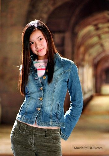 Harry Potter And The Goblet Of Fire Promo Shot Of Katie Leung Katie Leung Female Harry Potter Harry Potter Characters