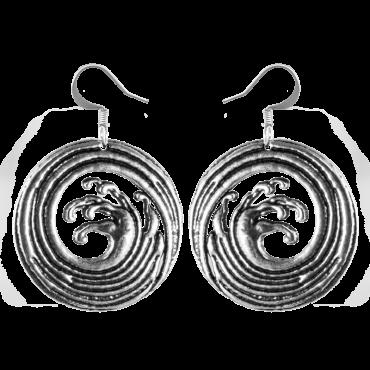 Wave Earring