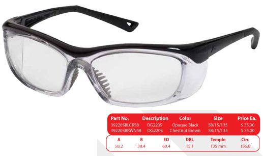 eye safety products industrial vision corporation