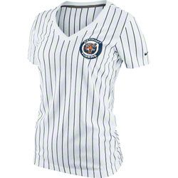 Detroit Tigers MLB Nike Women's Cooperstown Pinstripe Ole Faithful V-Neck T-Shirt $35.99 http://shop.baseballhall.org/Detroit-Tigers-MLB-Nike-Womens-Cooperstown-Pinstripe-Ole-Faithful-V-Neck-T-Shirt-_-1487202570_PD.html?social=pinterest_pfid66-54354