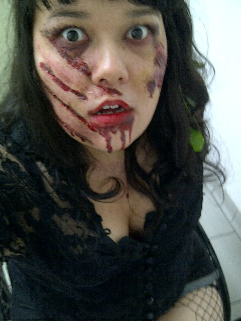 BenNye WoundFX make up Stage makeup, Professional