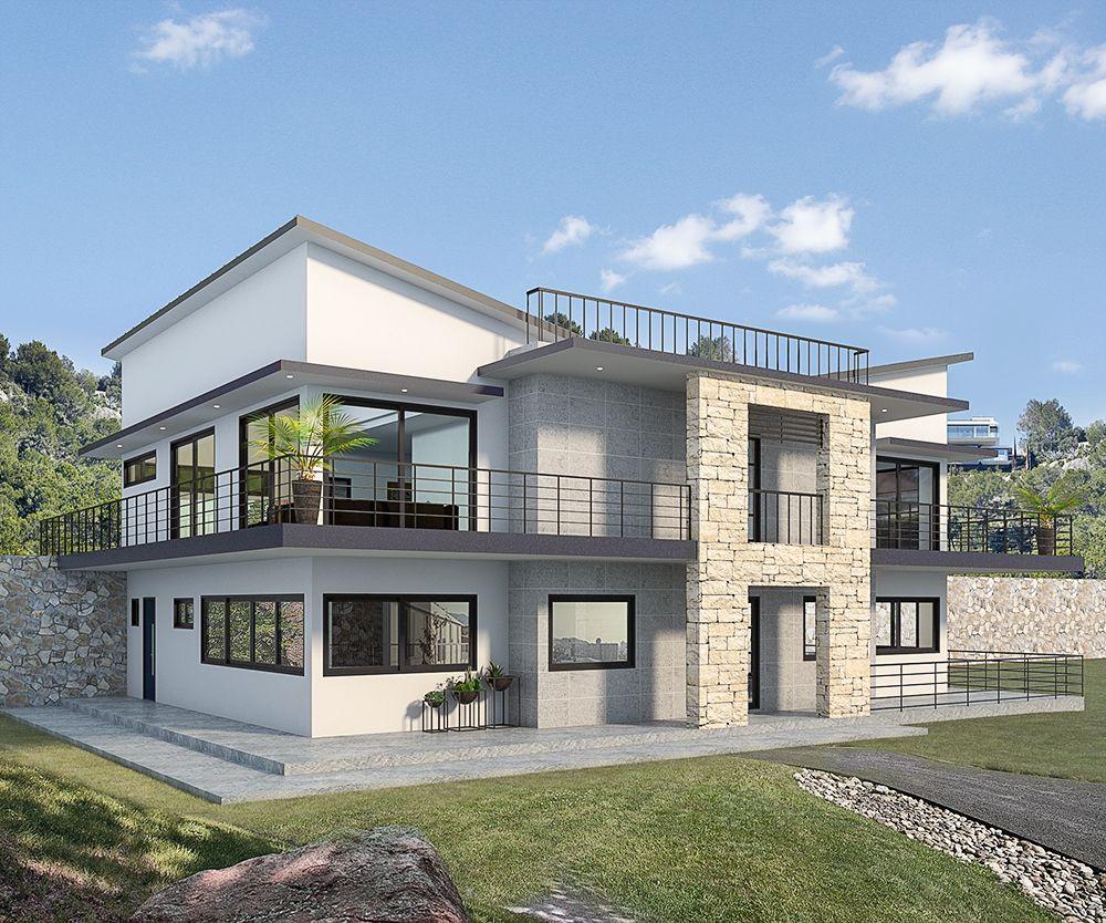 Cg파트너 홈 집 스타일 건축 디자인 건축