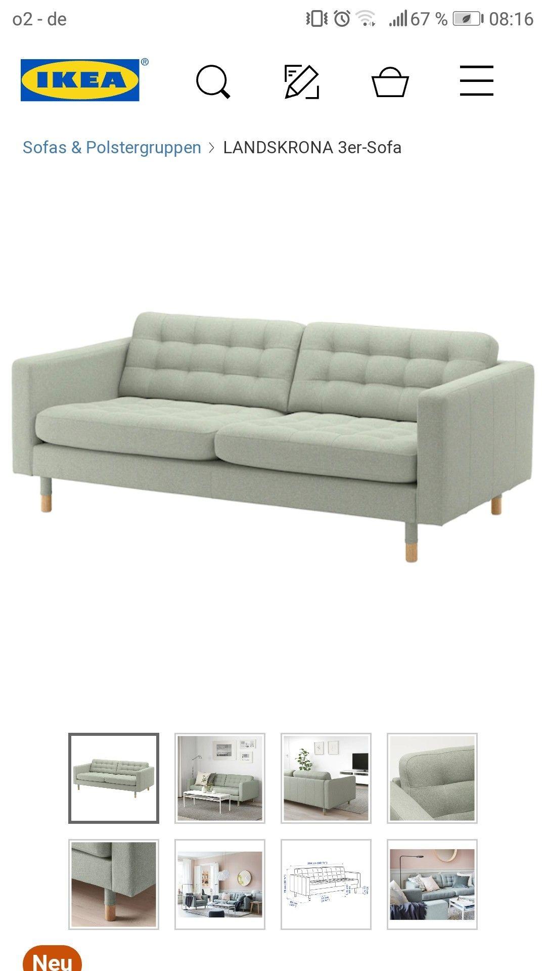 Pin Von Stefanie Dehmel Auf Sofa Ikea Sofas 3er Sofa
