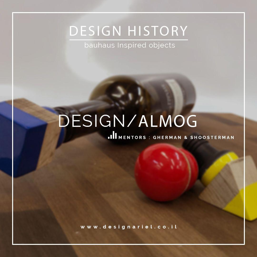Design History Bauhaus Inspired Wine Bottle Stopper In 2020 Wine Bottle Stoppers Wine Tasting Wines