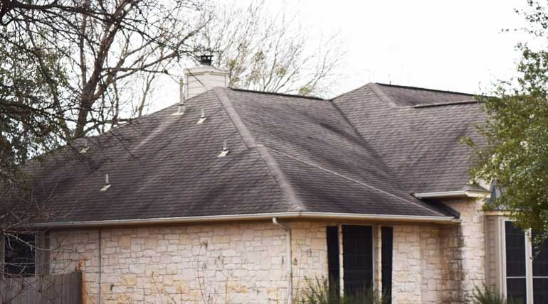 Average Life Of Shingle Roof In Texas In 2020 Roof Shingles Image House Shingling