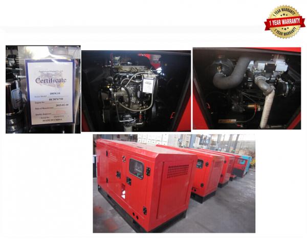 Lovol 30kva / 24kw Diesel Generator Price Bangladesh