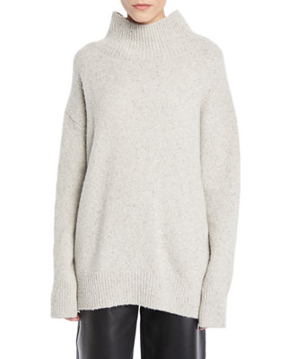 Oversized Turtleneck Cashmere Sweater in 2019  b7b6eb3bb