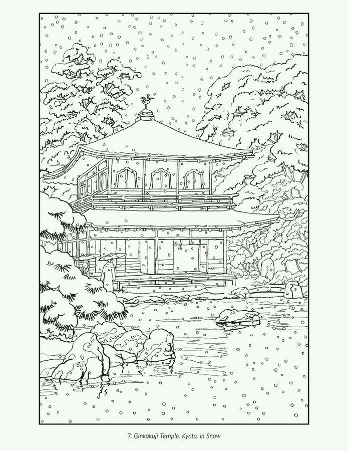 Resultado de imagen para paisajes mandalas para colorear adultos ...