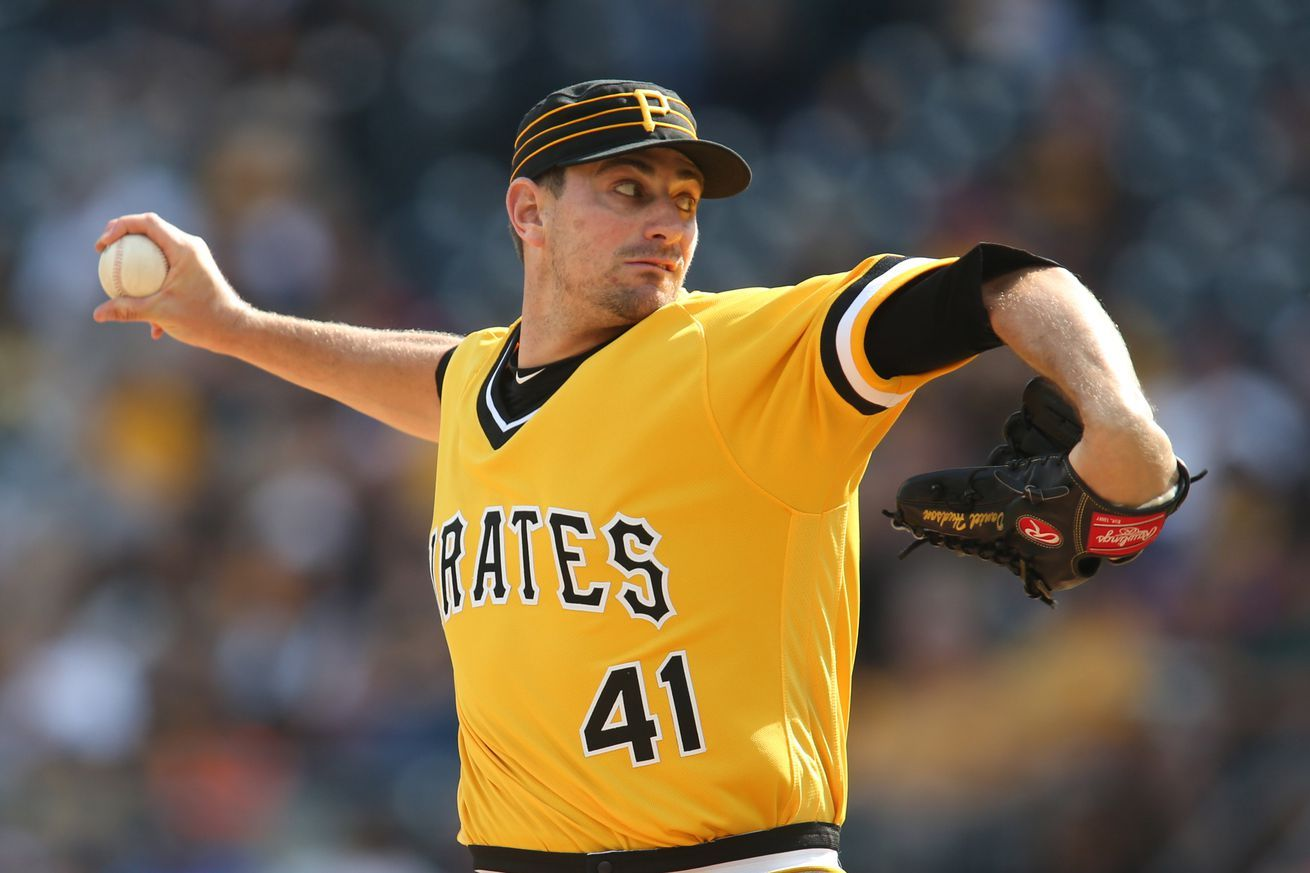 Ask Bd Can The Pirates Get More Out Of Daniel Hudson