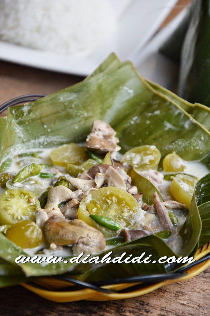 Diah Didi S Kitchen Garang Asem Jerohan Ayam Variasi Makanan Resep Makanan Sehat Makan Malam