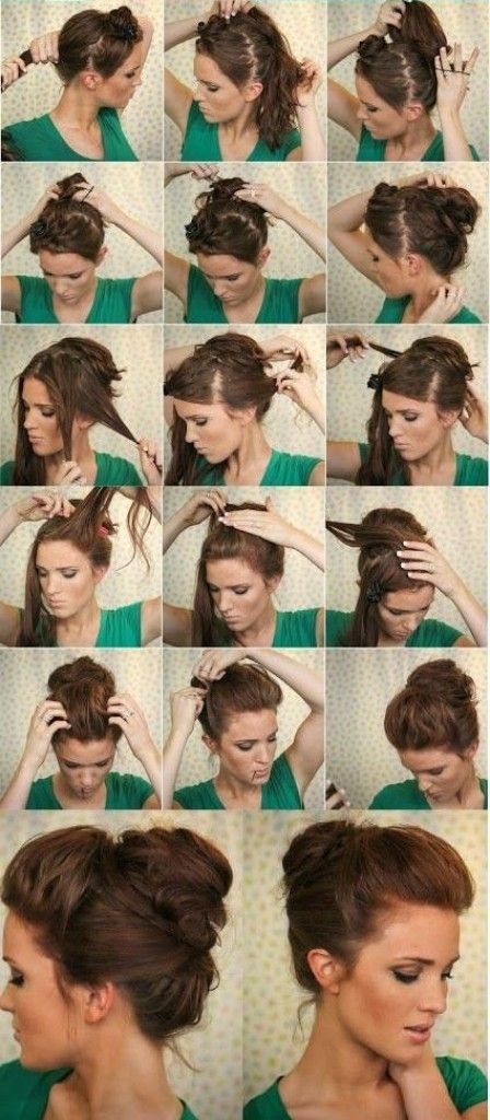 Peinados Para Bodas Pelo Corto Paso A Paso