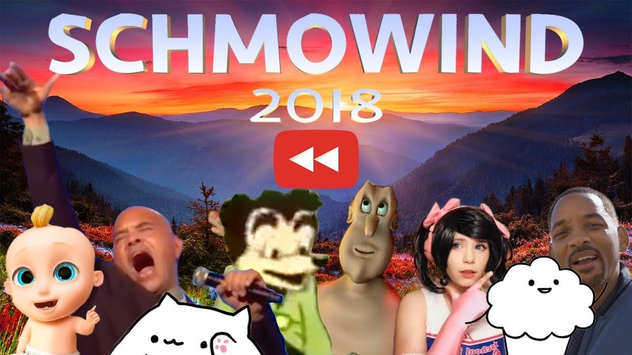 YouTube Rewind 2018 BUT MEMES so a waterfall of memories