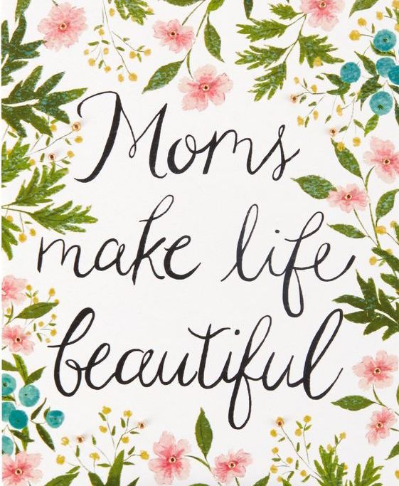 Happy Mother's Day! Happy mother day quotes, Mother day