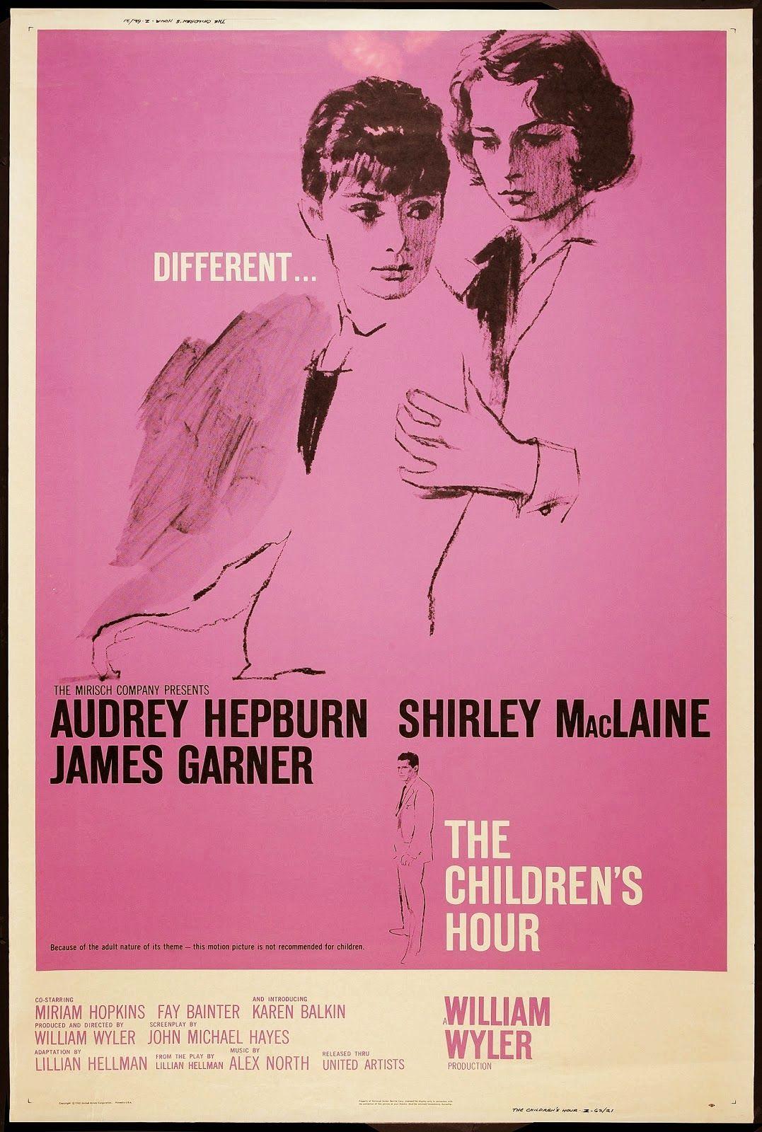El Señor De Los Bloguiños La Calumnia 1961 De William Wyler Carteleras De Cine Carteles De Cine Carteles De Películas Famosas
