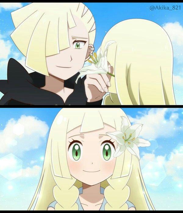 Giving Lillie a Lily | pokemon gen 7 | Pinterest | Pokémon