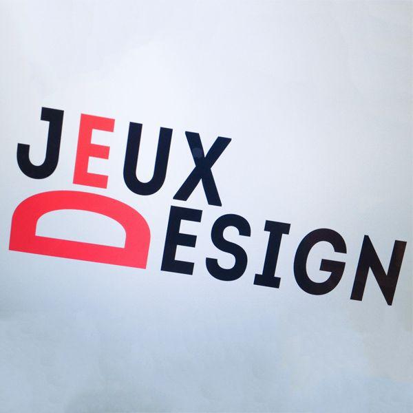 Jeux de Design Paris