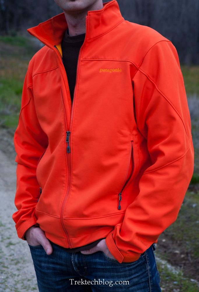 Patagonia Adze Waterproof Jacket | Trek Tech Blog Reviews ...